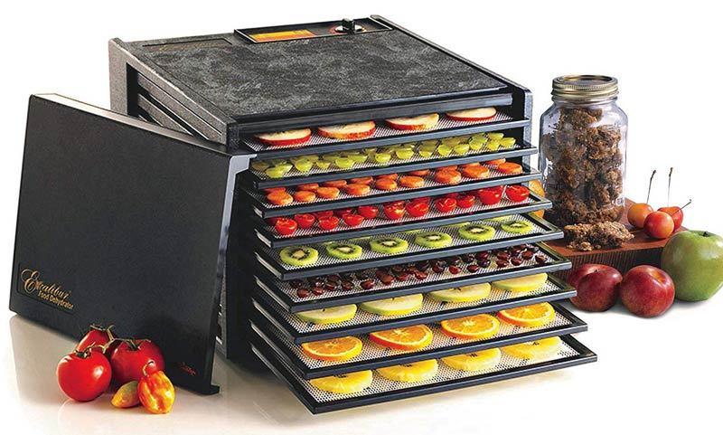 Food dehydrators maintenance tips